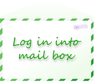 Log in to mail